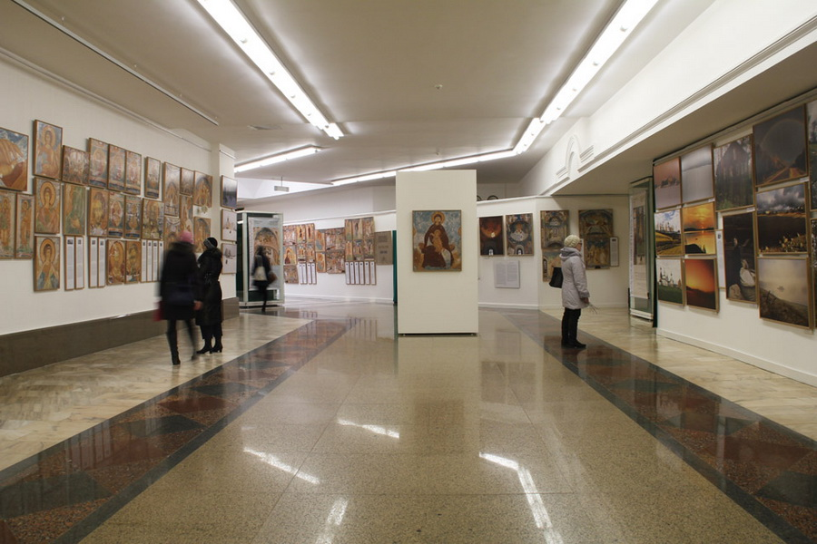 Храм христа выставки