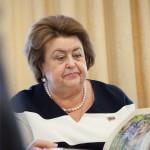 Зинаида Фёдоровна Драгункина