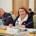 Член Совета Федерации Сергей Щеблыгин, Зинаида Драгункина