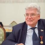 Член Совета Федерации Сергей Щеблыгин