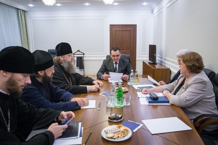 Митрополит Ростовский и Новочеркасский Меркурий и Николай Фёдоров