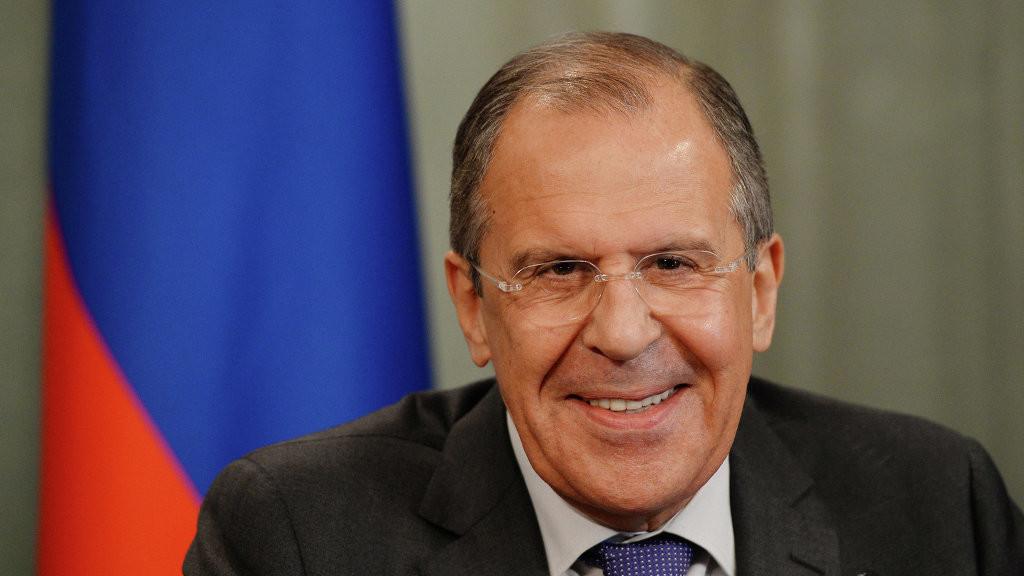 Министр иностранных дел Лавров