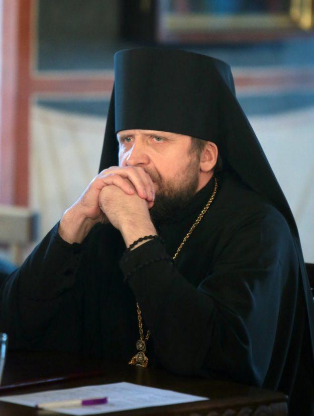 Епископ Лидский и Сморгонский Порфирий