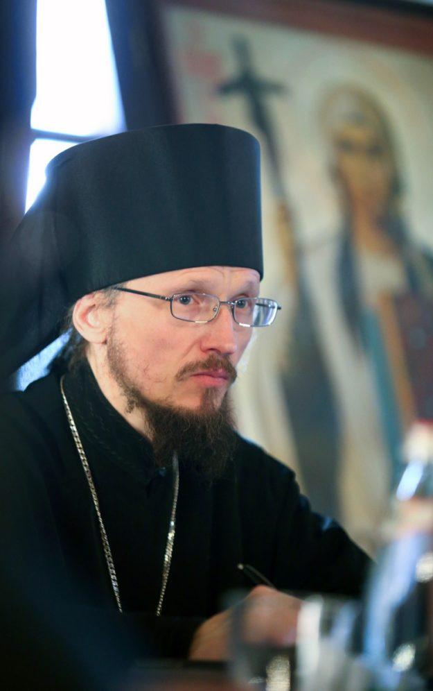 Епископ Борисовский и Марьиногорский Вениамин