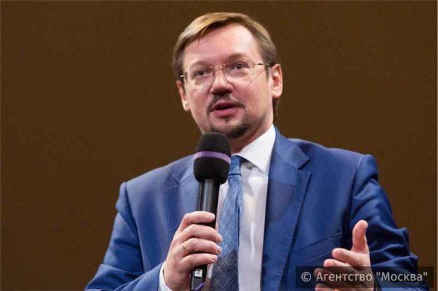 Заместитель министра культуры РФ Александр Журавский