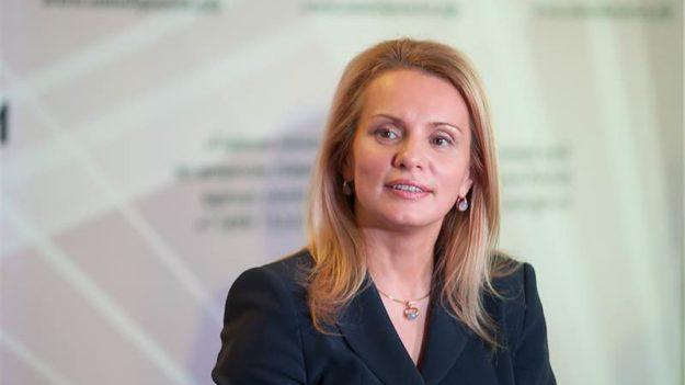 Заместитель Министра образования и науки РФ Наталья Третьяк